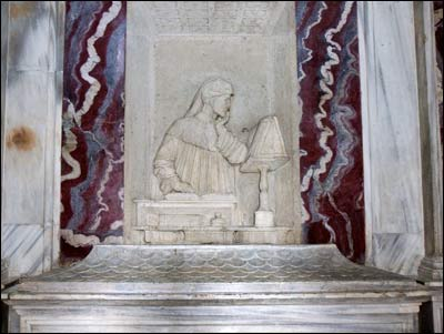 Dante's Tomb - Ravenna, Italy