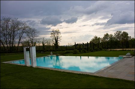 villa mangiacane swimming pool