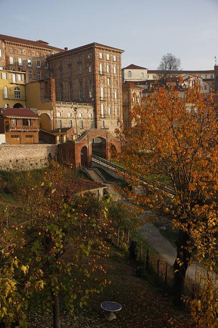 funicular, mondovi, Italy picture
