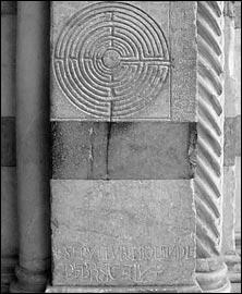 Lucca, Italy Labyrinth San Martino