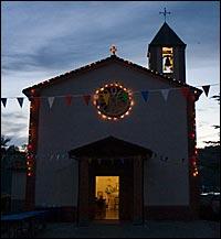 Piano di Collecchia Church on San Giovanni Feast Day