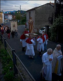 San Giovanni Procession Picture