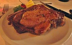 pork chop, mora romagnola, emilia romagna pig