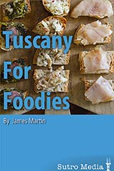 tuscany for foodies mobile app
