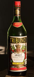 tribuno sweet red vermouth